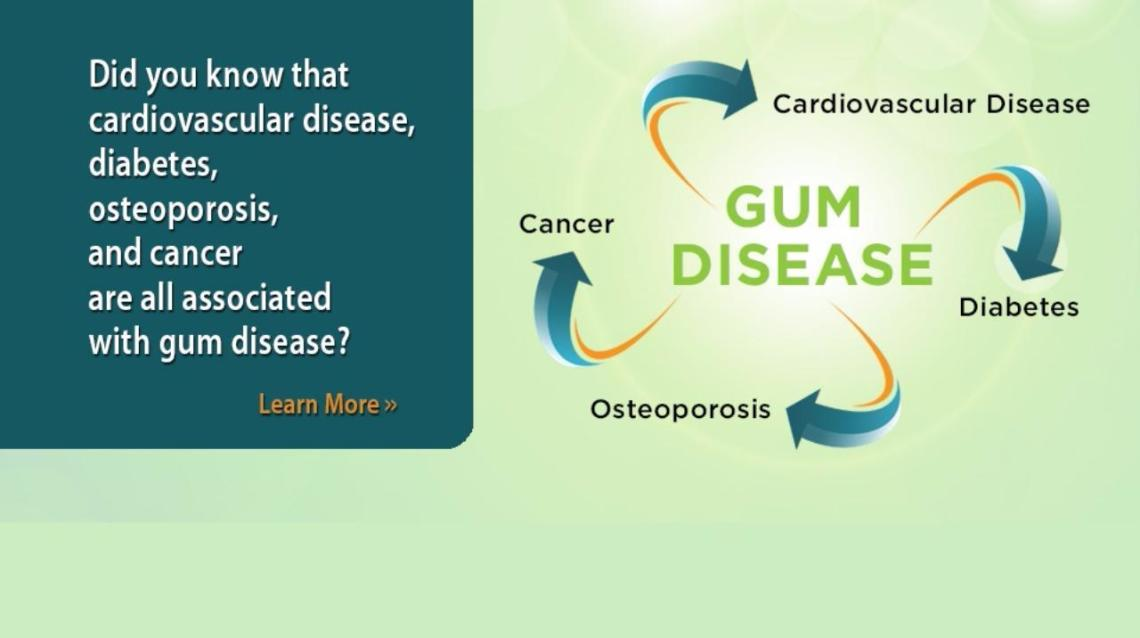 gum-disease-heart-disease-diabetes-link